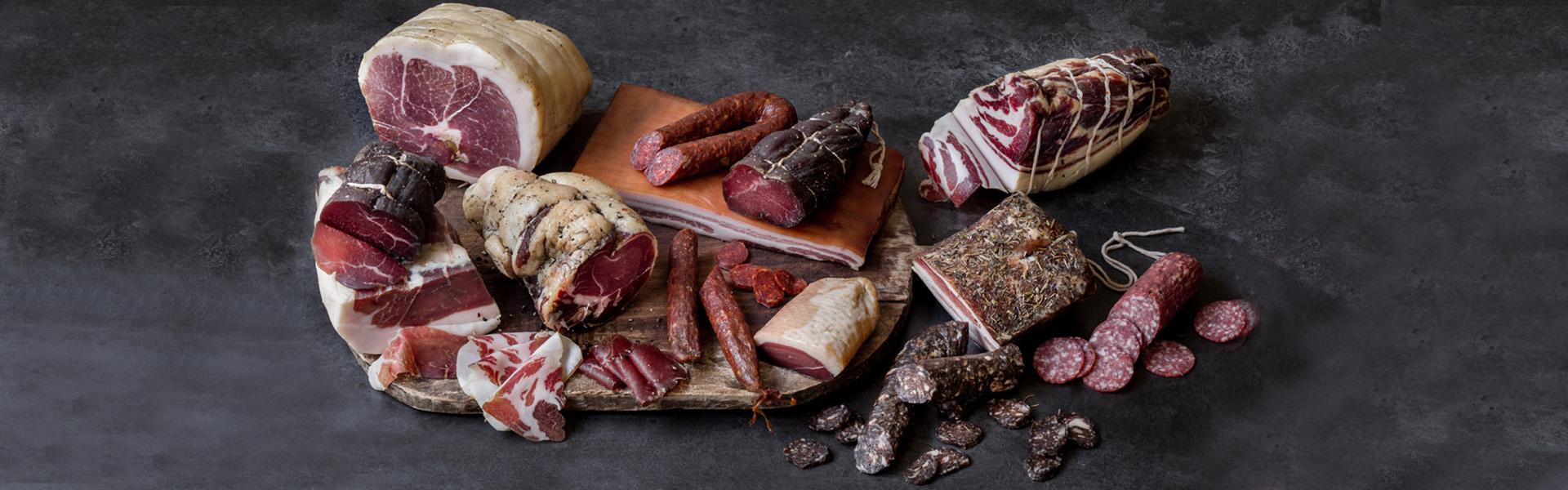 Charcuterie bestellen Vleeswaren bestellen droge worst ham jamon iberico Pate rillettes