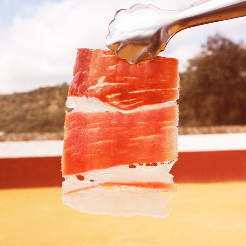 Gedroogde vleeswaren Spaanse ham Jamon Iberico Bellota Juan Pedro Domecq Jabugo Spanje Pata Negra ham online bestellen webshop