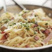 recept authentieke originele pasta carbonara