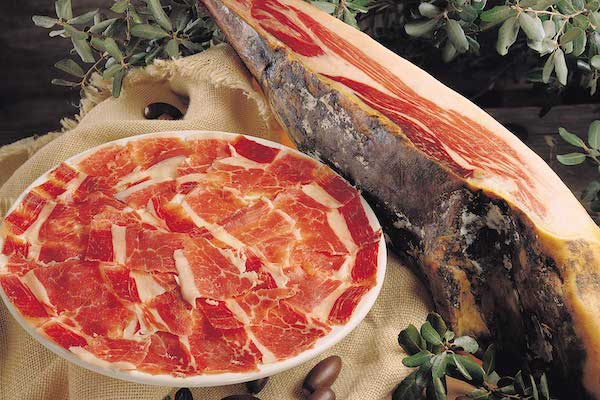 Spaanse ham